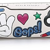 Anya Hindmarch Pens & Pencils Allover Stickers Pouch ($450)