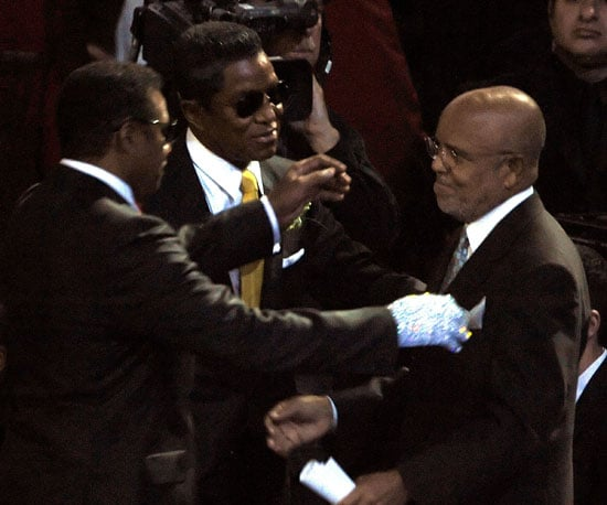 Jermaine Jackson, Barry Gordy