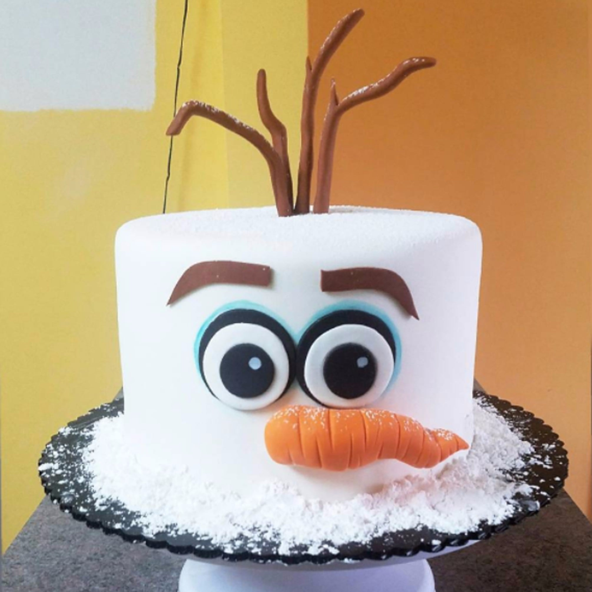 Disney Frozen Cake Ideas POPSUGAR Moms