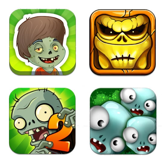 Zombie iPhone Games