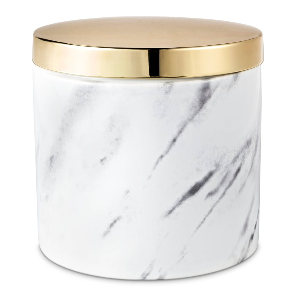 Ceramic Marble Canister