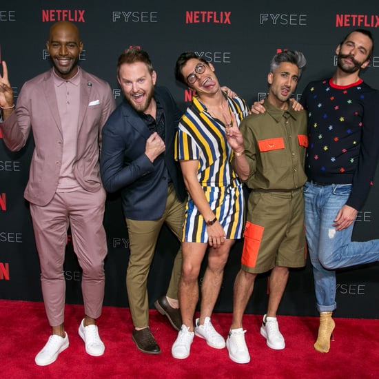 Queer Eye Fab Five Hanging Out Pictures