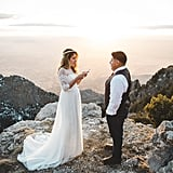 Mountaintop Elopement
