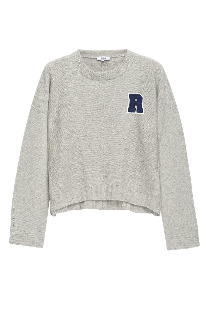 Rails Custom Joanna Varsity Sweater ($255)