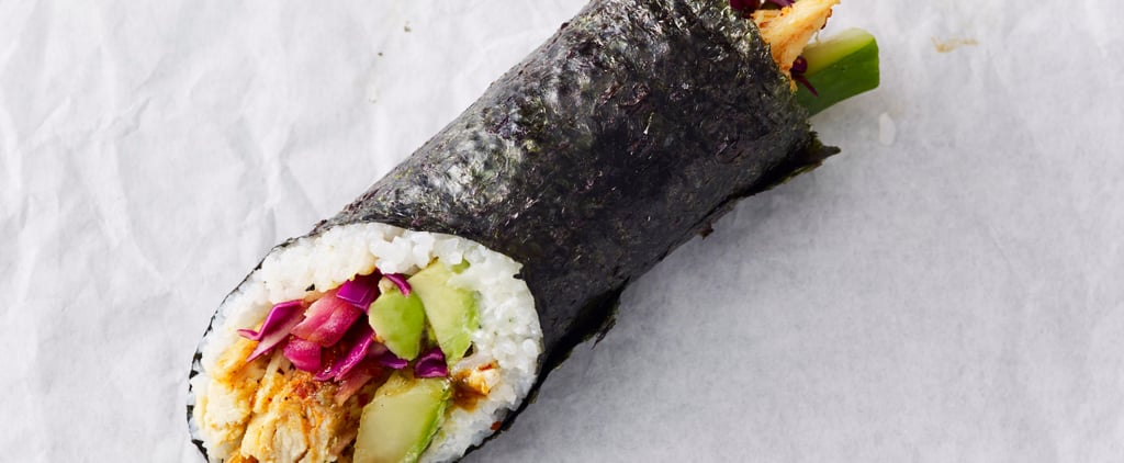 Starbucks Introduces a Sushi Burrito Plus More Items You Need to Try ASAP!