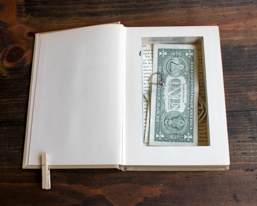Hidden Piggy Bank Books