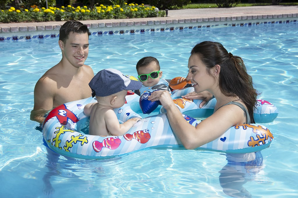 Pool Float For Parents of Twins
