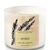 Myrrh Candle ($25)