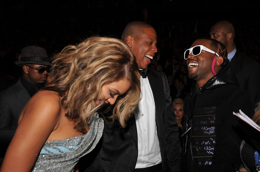 When Beyoncé Laughed at His Joke