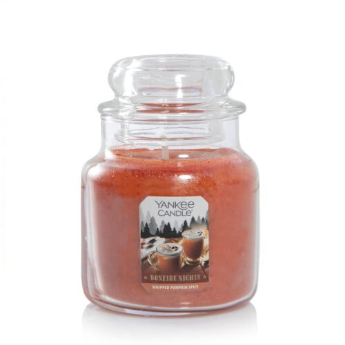 Whipped Pumpkin Spice Original Small Jar Candle