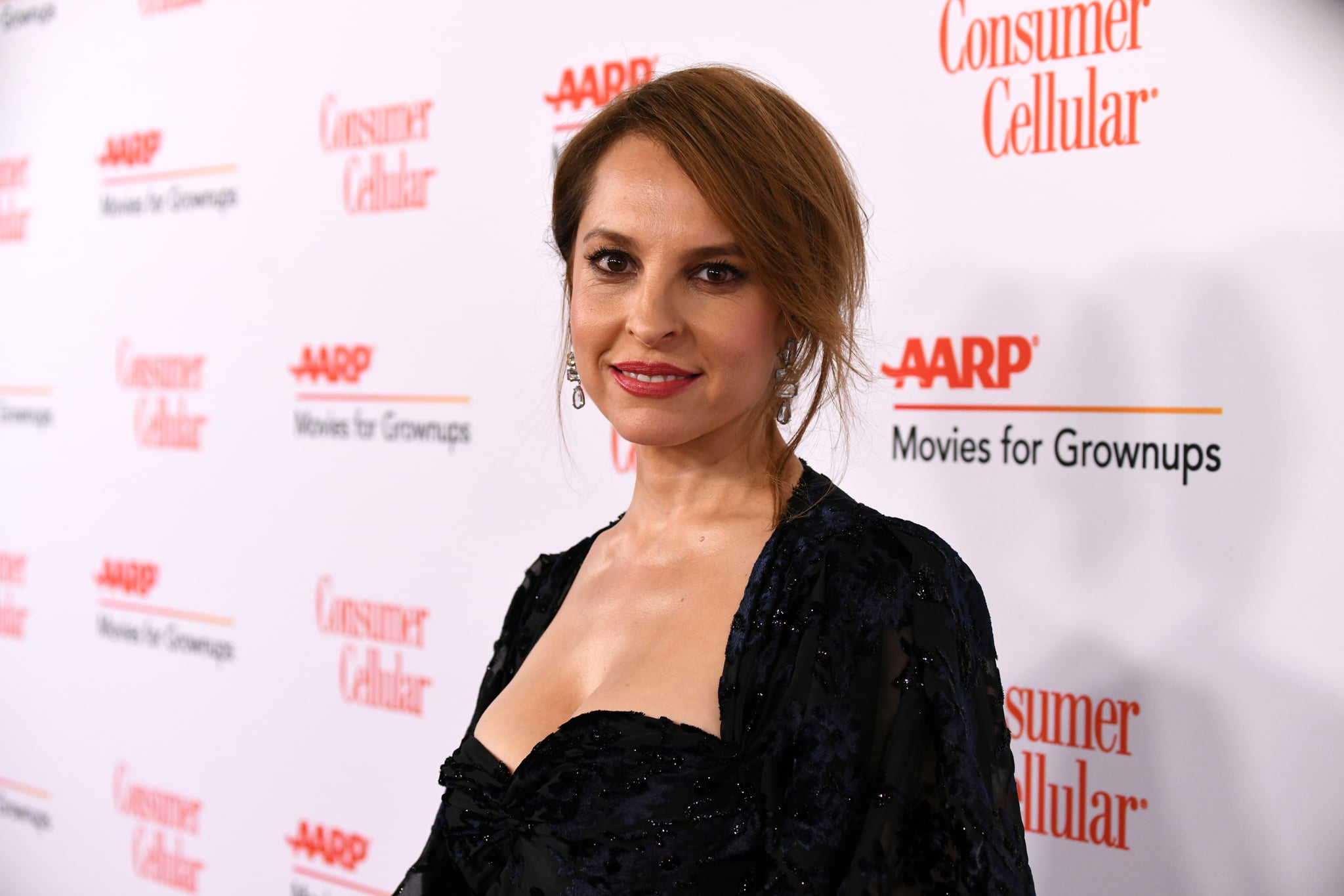 BEVERLY HILLS, CALIFORNIA - FEBRUARY 04: Marina de Tavira attends AARP The Magazine's 18th Annual Movies for Grownups Awards at the Beverly Wilshire Four Seasons Hotel on February 04, 2019 in Beverly Hills, California. (Photo by Michael Kovac/Getty Images for AARP)
