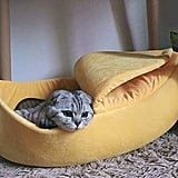 NaturalFit Banana Pet Bed