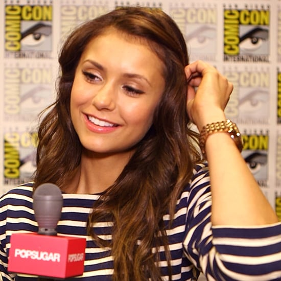 Nina Dobrev Interview For The Vampire Diaries Season 5