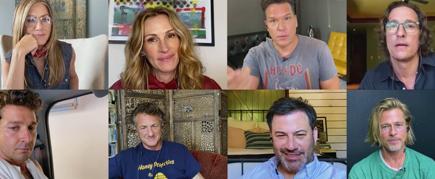 Watch Fast Times at Ridgemont High Virtual Table Read