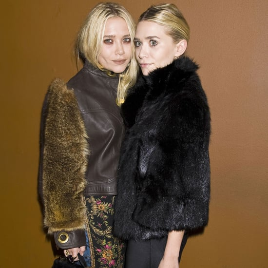 Mary-Kate Olsen and Ashley Olsen at Empire Hotel Pictures