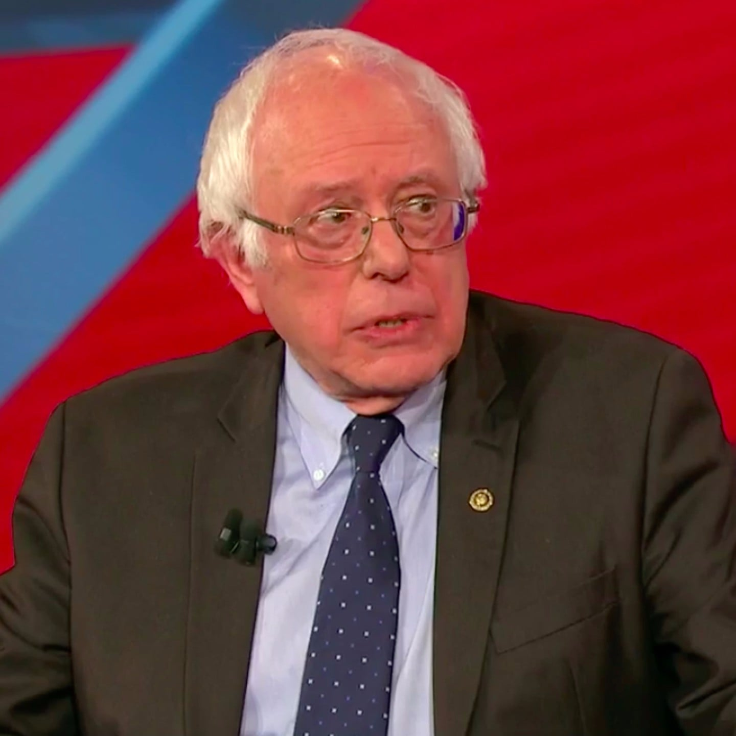 Bernie Sanders Quotes Bernie Sanders Quotes From Cnn Town Hall Meeting 2016  Popsugar News