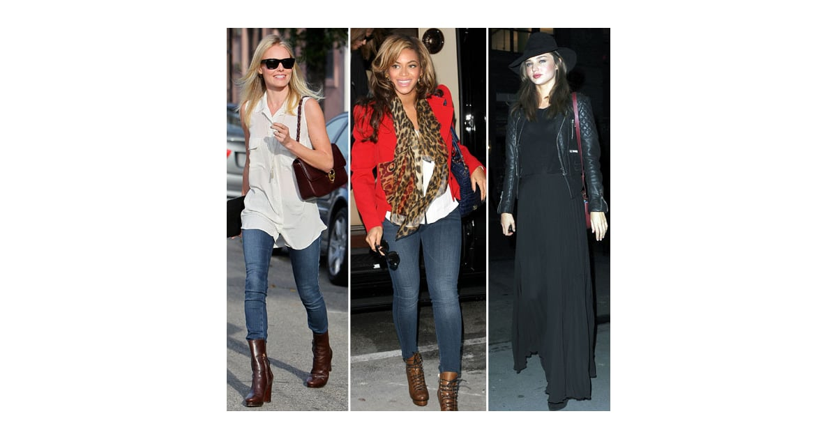 Celebrity Style Quiz For October 31 2011 Popsugar Fashion