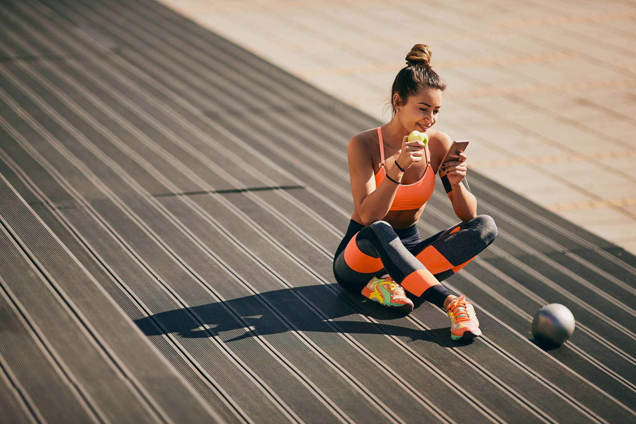 food to lose weight after workout