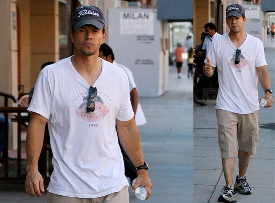 Photos of Mark Wahlberg in Beverly Hills