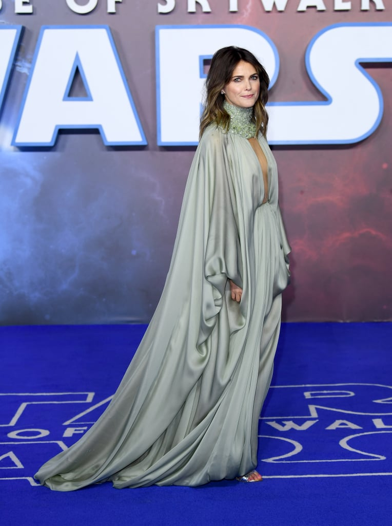 Keri Russell At The London Premiere For Star Wars The Rise Of Skywalker Star Wars The Rise Of Skywalker London Premiere Photos Popsugar Celebrity Uk Photo 21
