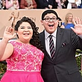 When Rico Rodriguez and His Sister Stole Our Hearts at the SAG Awards