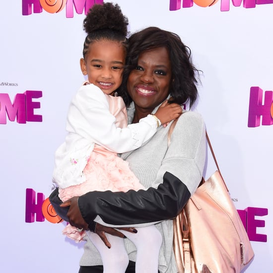 Viola Davis's Cutest Family Pictures