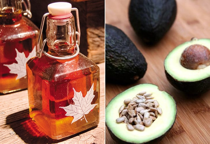 Maple Syrup and Avocado