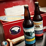 Half Moon Bay bottles a number of its beers. Among them? Its popular Mavericks Amber Ale.