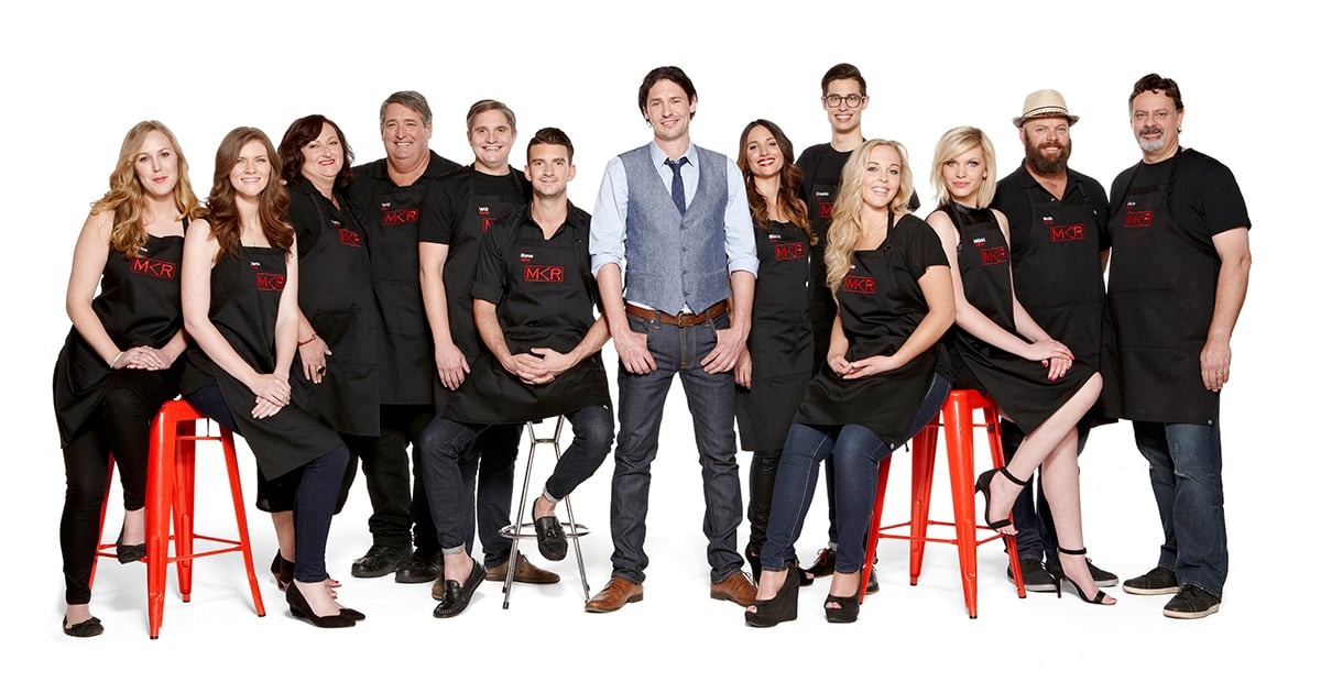 My kitchen rules 2015 meet the contestants popsugar for Y kitchen rules season 8