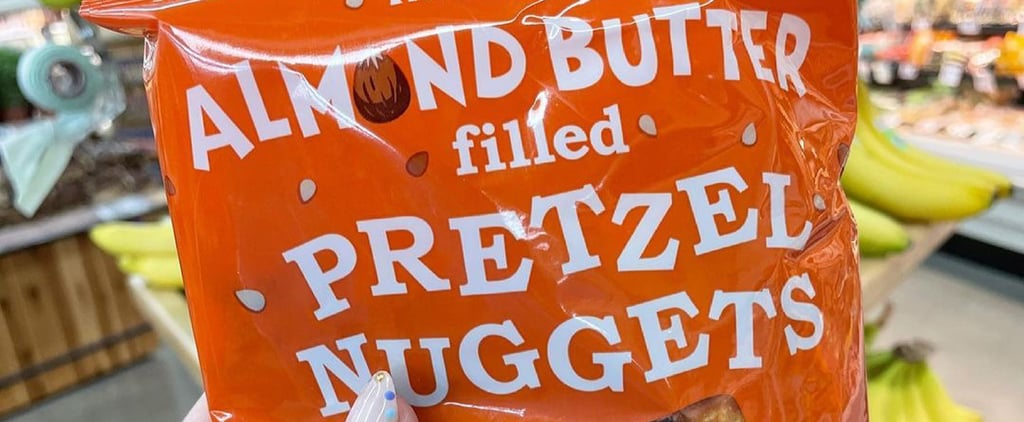 Trader Joe's Now Has Almond-Butter-Filled Pretzel Nuggets