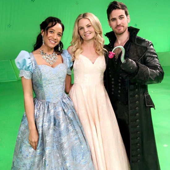 Jennifer Morrison Once Upon a Time Series Finale Instagrams