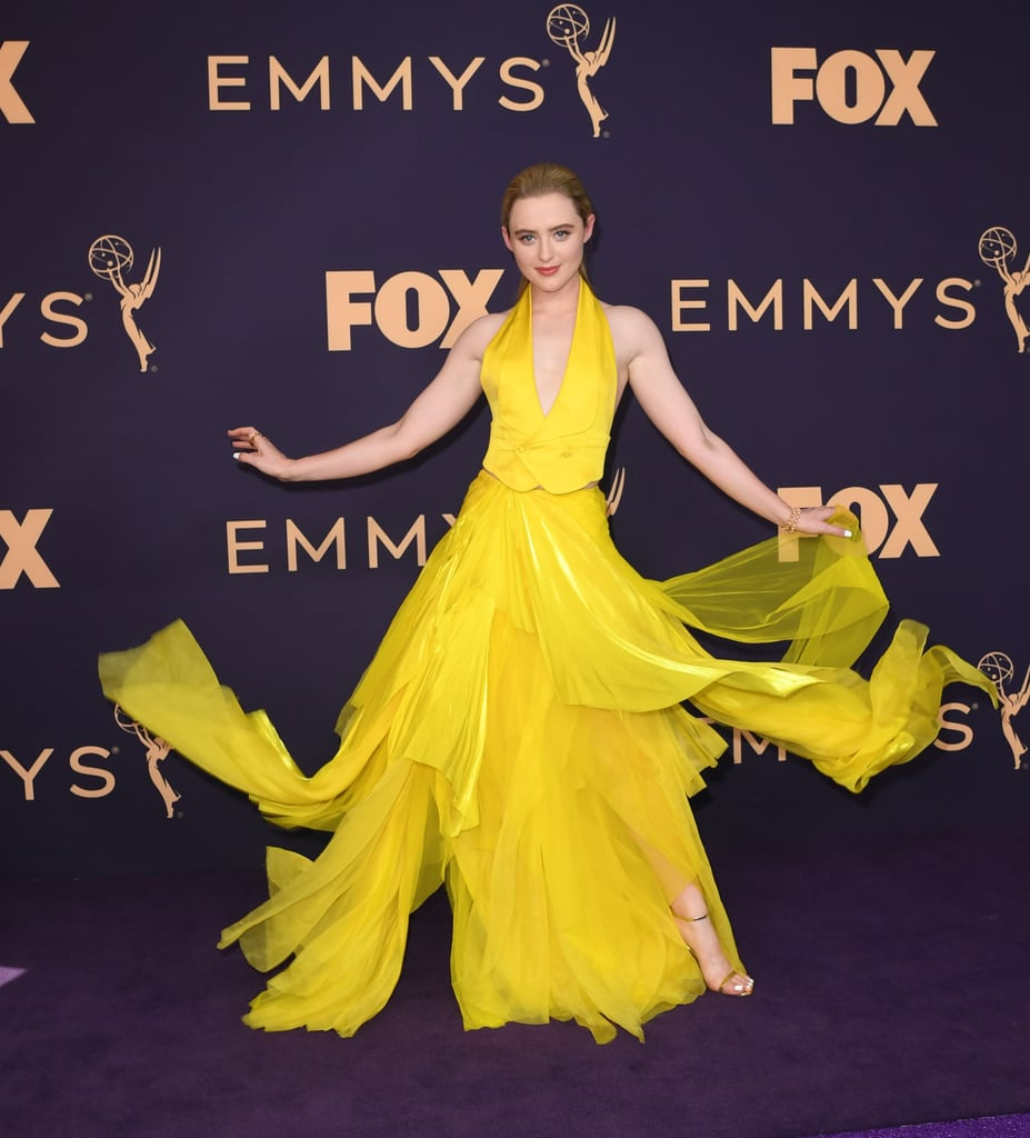 Image result for Kathryn Newton emmys 2019