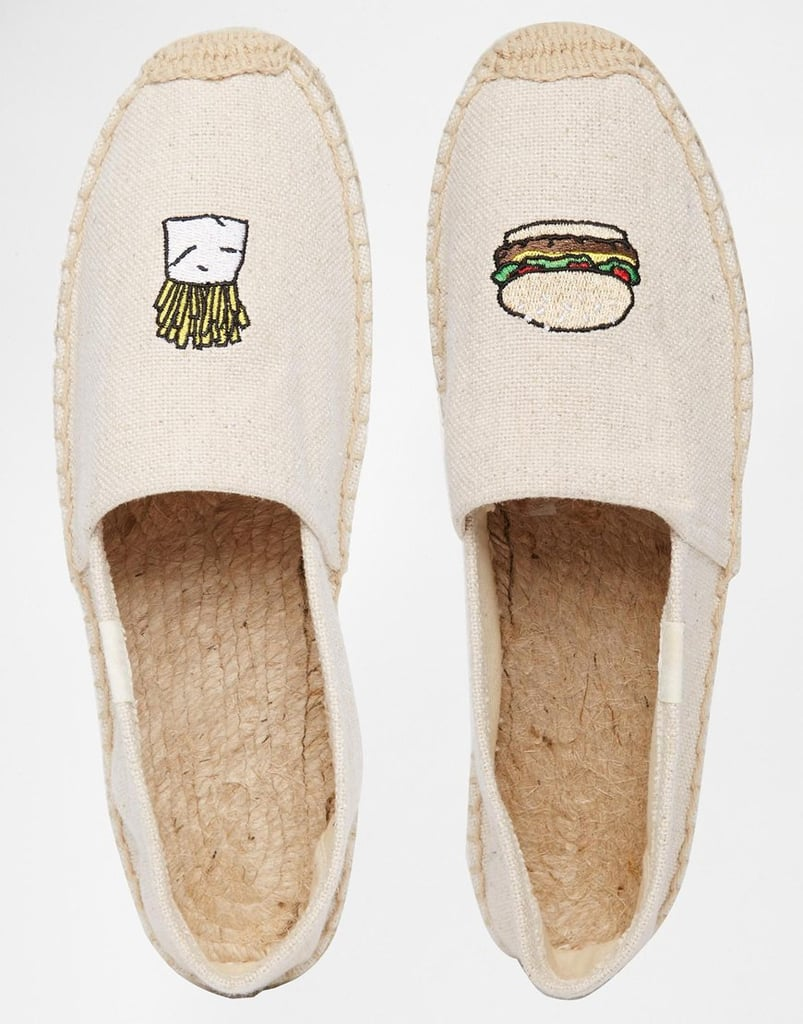 Soludos Burger and French Fry Espadrilles