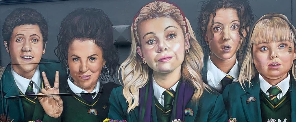 Where Is the Derry Girls Mural Located?