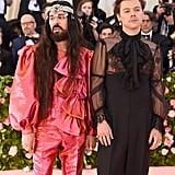 Harry Styles Met Gala Nails 2019