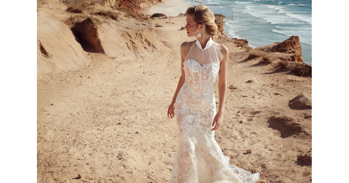 Bridal Trend Fall 2020: Halter-Neck Wedding Dress
