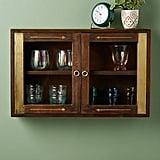 Get the Look: Brass Arrow Cabinet