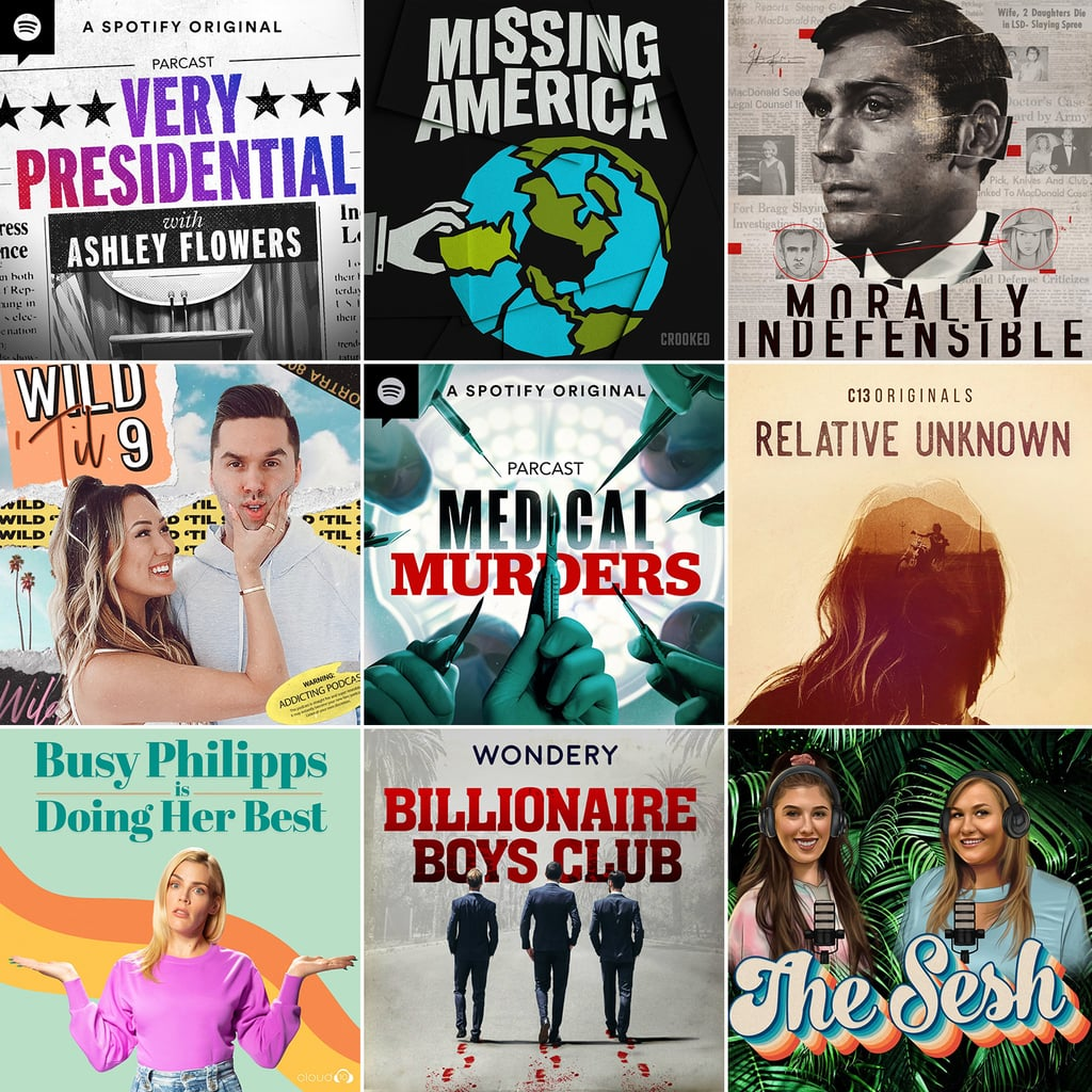Best New Podcasts in August 2020