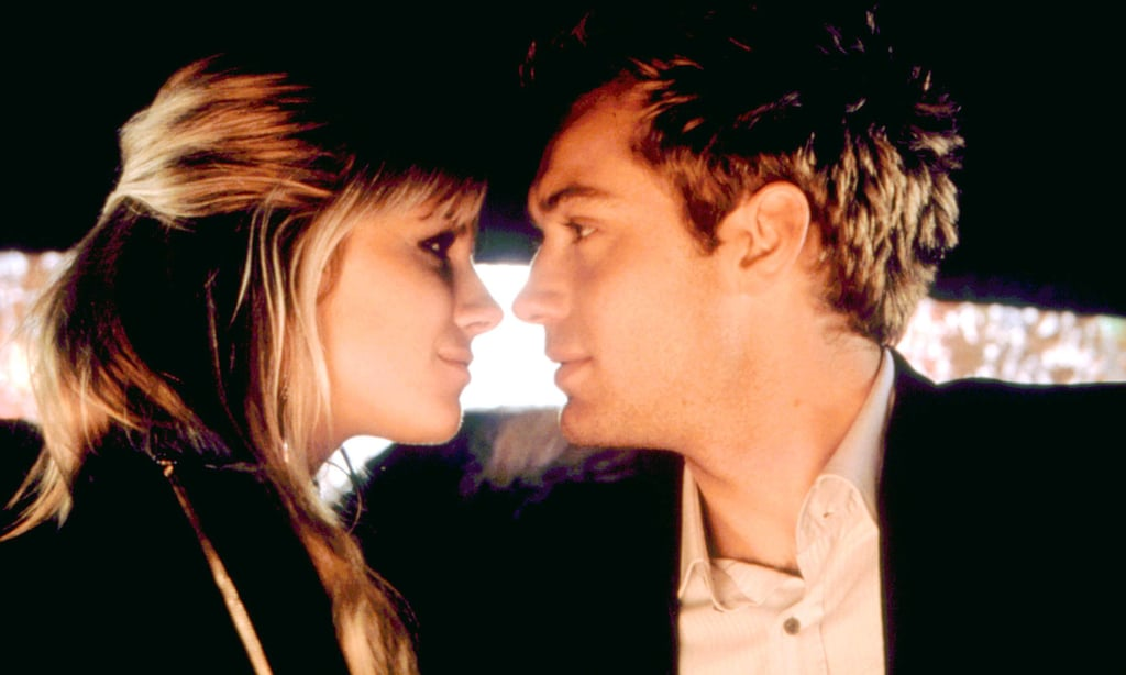 Sienna Miller and Jude Law, Alfie