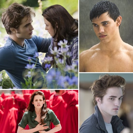 The Twilight Saga in Movie Pictures
