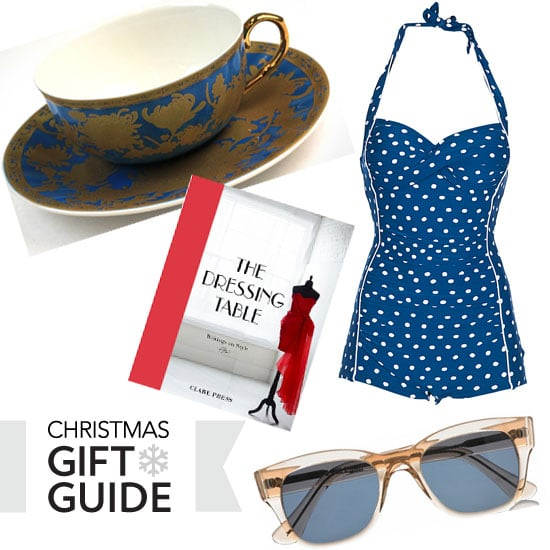 Best Christmas Gift for the Vintage Lover: Shop Retro One Pieces, Old Fashioned Tea sets and Ladlike Dresses online!
