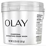 Olay Detoxifying Charcoal Body Mask