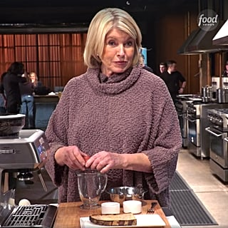 Martha Stewart Cappuccino Eggs Video