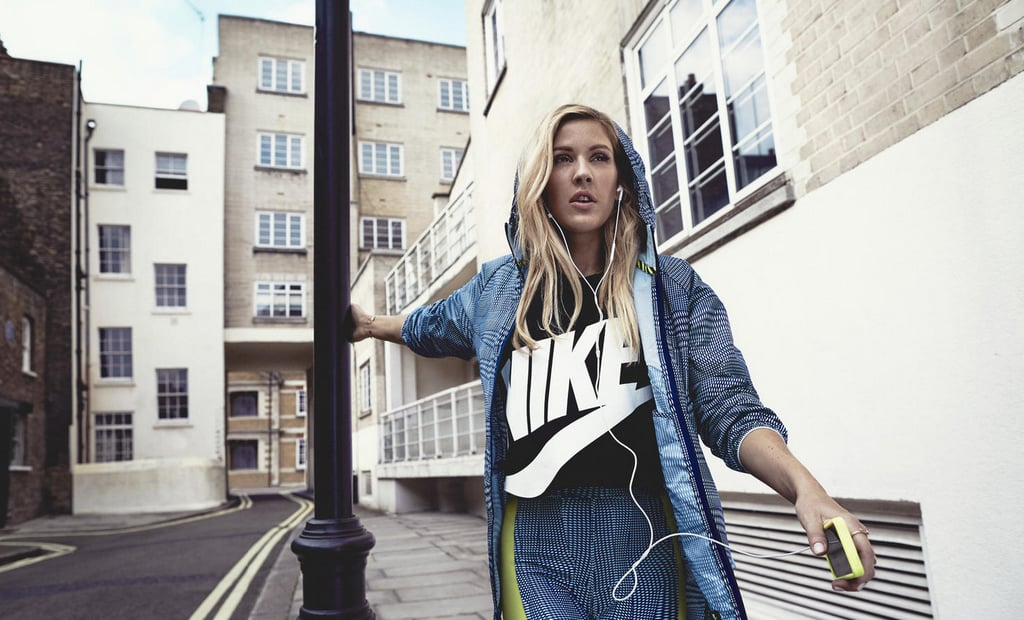 Ellie Goulding For Nike Campaign