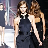 We picked out the hottest dresses from the Parisian runways for you to peruse.