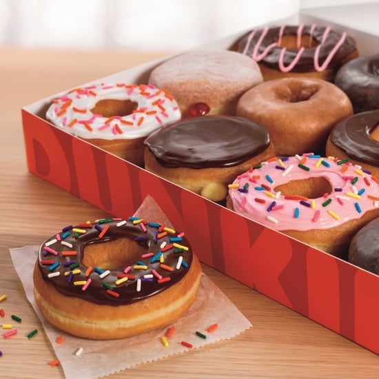 Healthiest Dunkin' Donuts Food