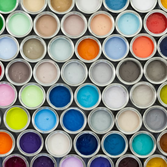 How Do Paint Colours Get Their Names?