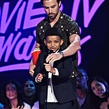 This Is Us Cast at the MTV Movie and TV Awards 2017