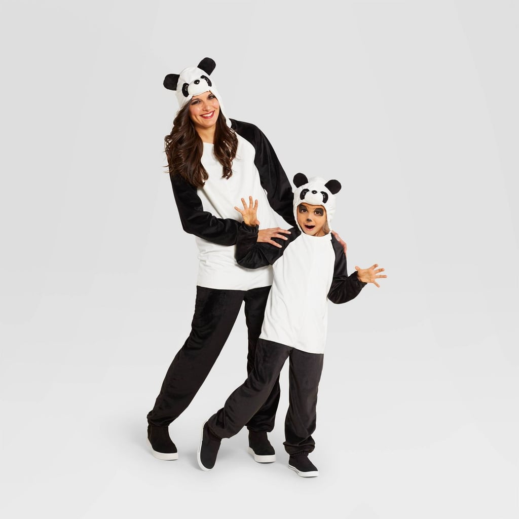 Family Panda Costume Collection
