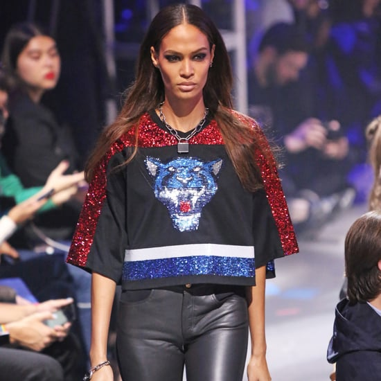 Joan Smalls Fashion Week Spring 2018